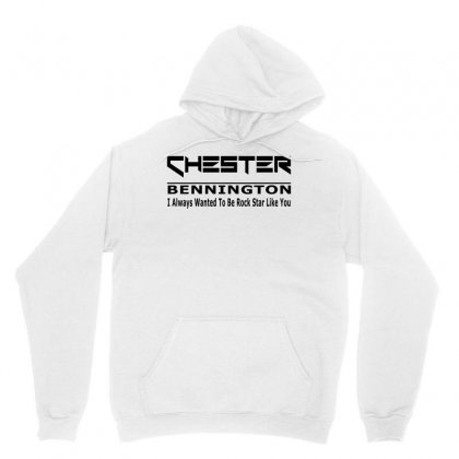 Rip Chester Unisex Hoodie Designed By Animestars