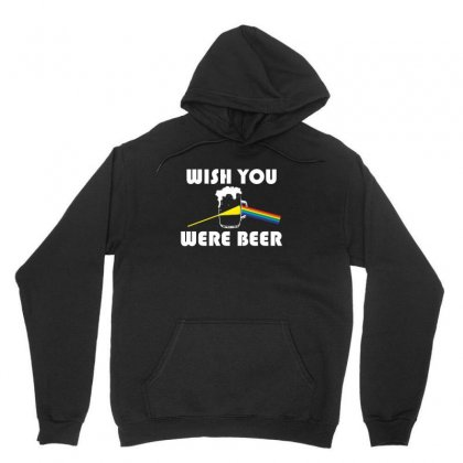 Wish You Were Beer Shirt Drinking Quote Drink Unisex Hoodie Designed By Platinumshop