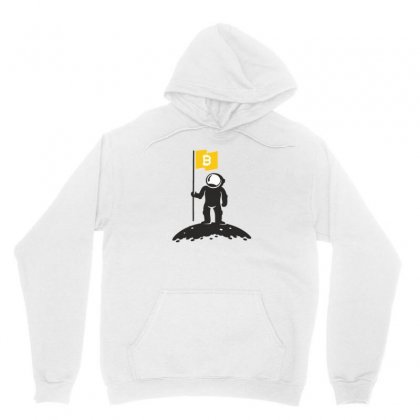 Bitcoin To The Moon Tee Bitcoin Shirt Unisex Hoodie Designed By Platinumshop