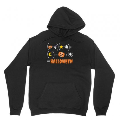 Halloween For Math Lovers Unisex Hoodie Designed By Platinumshop