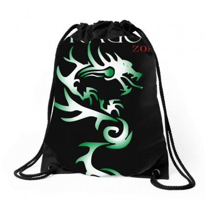Dragon Drawstring Bags Designed By Xprime
