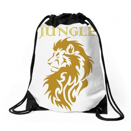 Lion King Drawstring Bags Designed By Xprime