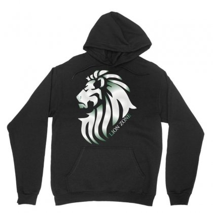 Lion Zone Unisex Hoodie Designed By Xprime