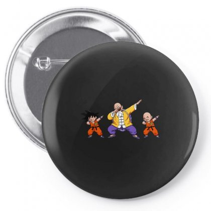 Dabbing Ball Pin-back Button Designed By Arsyad