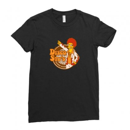 Dance Club Logo Ladies Fitted T-shirt Designed By Arsyad