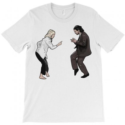Dancing Of Mother The Dragons T-shirt Designed By Arsyad