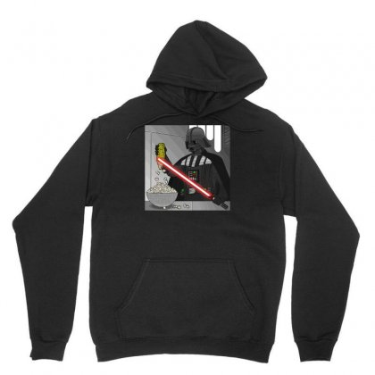 Dark Side Snacks Unisex Hoodie Designed By Arsyad