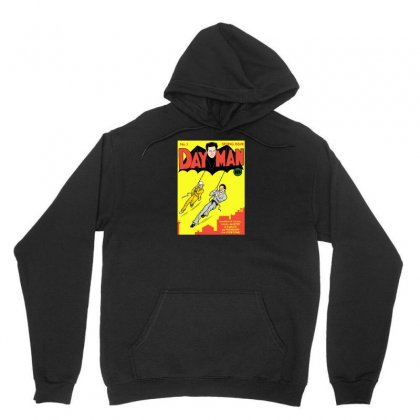 Day Man No Unisex Hoodie Designed By Arsyad