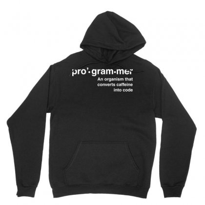 Definition Of Programmer Unisex Hoodie Designed By Arsyad
