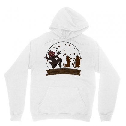 Demogorgon In Chocolate Land Unisex Hoodie Designed By Arsyad