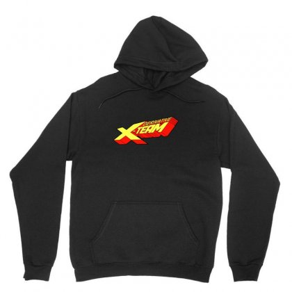 Derivative X Team Unisex Hoodie Designed By Arsyad