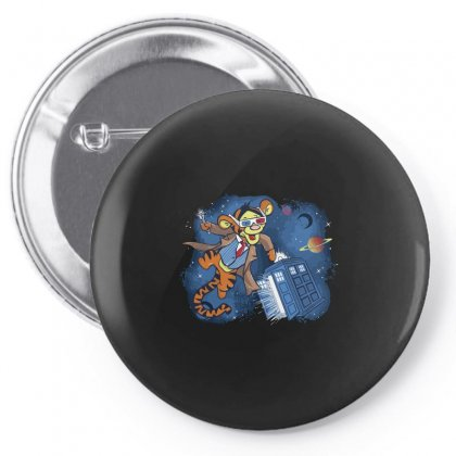 Dr Bounce Pin-back Button Designed By Arsyad