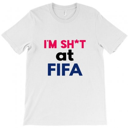 Im Shit Fifa Merch T-shirt Designed By Peri