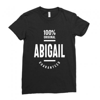 Abigail T-shirt 100% Original Guaranteed Ladies Fitted T-shirt Designed By Cidolopez