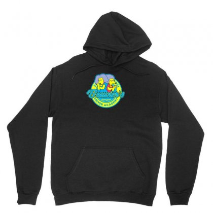 Driver Academy Unisex Hoodie Designed By Arsyad