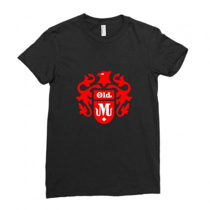 Old Milwaukee Ber Logo Ladies Fitted T-shirt Designed By Peri
