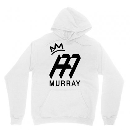 Andy Murray Unisex Hoodie Designed By Coolkids