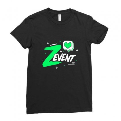Z Event 2019 Logo Ladies Fitted T-shirt Designed By Peri