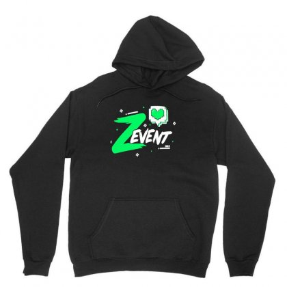 Z Event 2019 Logo Unisex Hoodie Designed By Peri