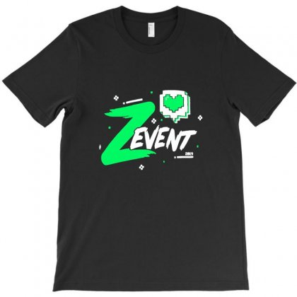 Z Event 2019 Logo T-shirt Designed By Peri