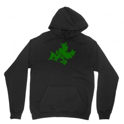 Frog Unisex Hoodie Designed By Fanshirt