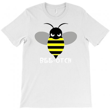Funny  Bee Otch Bitch Transformers Bumblebee Autobot Decepticon Movie T-shirt Designed By Fanshirt