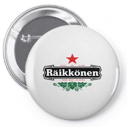 Kimi Beer Vintage Pin-back Button Designed By Peri