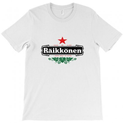 Kimi Beer Vintage T-shirt Designed By Peri
