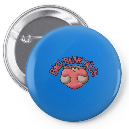 Teddy Bear Pin-back Button Designed By Artwoman