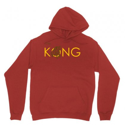 The Kong Unisex Hoodie Designed By Artwoman
