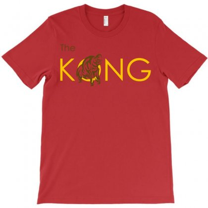 The Kong T-shirt Designed By Artwoman