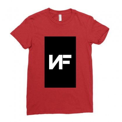 Nf Merchandise Ladies Fitted T-shirt Designed By Peri