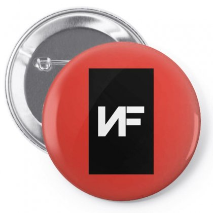 Nf Merchandise Pin-back Button Designed By Peri
