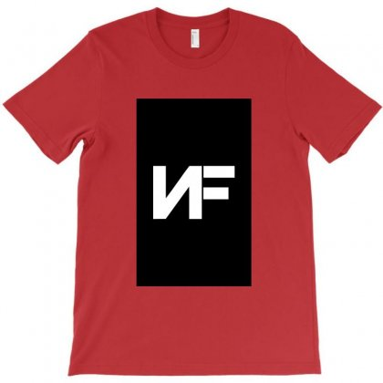 Nf Merchandise T-shirt Designed By Peri