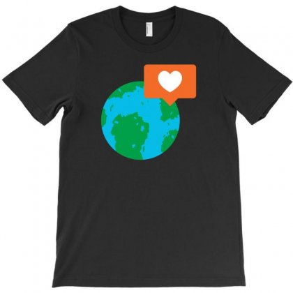 Love Notification T-shirt Designed By Arsyad