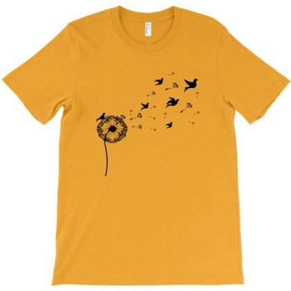 Dandylion People Flight T-shirt Designed By Krisshatta