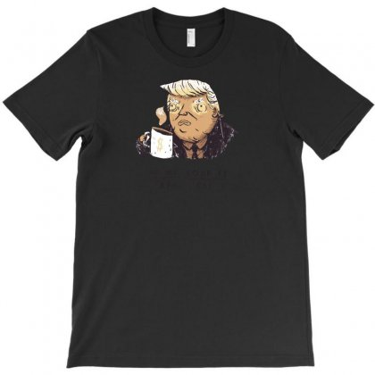 Make Covfefe Great Again! T-shirt Designed By Arsyad