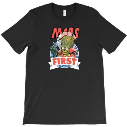 Mars First T-shirt Designed By Arsyad
