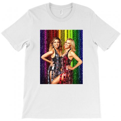 Dannii Minogue T-shirt Designed By Krisshatta