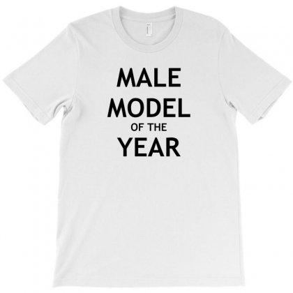 Model Of The Year T-shirt Designed By Arsyad