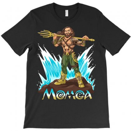 Momoa T-shirt Designed By Arsyad
