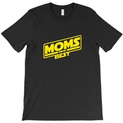 Moms Know Best Sw T-shirt Designed By Arsyad