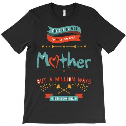 Motherhood T-shirt Designed By Arsyad