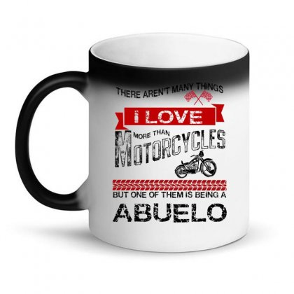 This Fiance Loves Motorcycles Magic Mug Designed By Rardesign