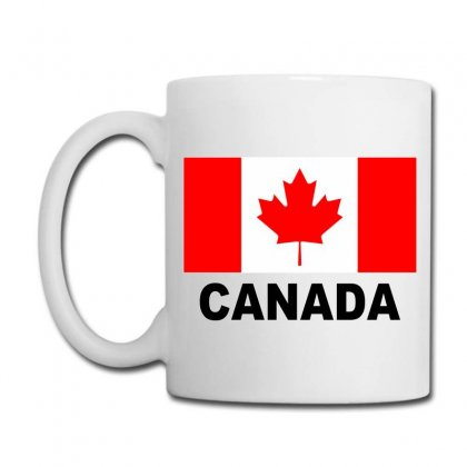 Canada Flag Coffee Mug Designed By Mdk Art