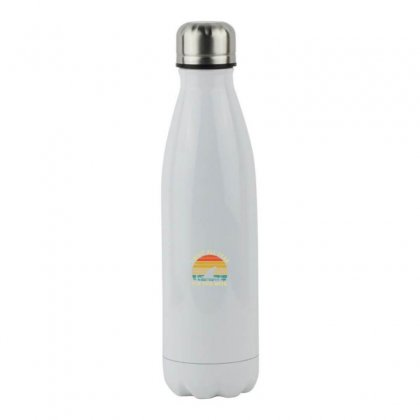I Wait All Year For This Week Shirt Funny Shark Stainless Steel Water Bottle Designed By Meganphoebe