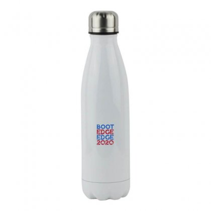 Boot Edge Edge 2020 Stainless Steel Water Bottle Designed By Meganphoebe