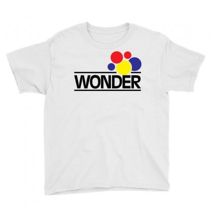 Wonder Bread Youth Tee Designed By Artwoman
