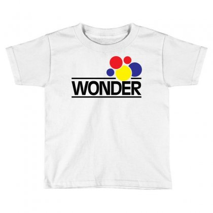 Wonder Bread Toddler T-shirt Designed By Artwoman