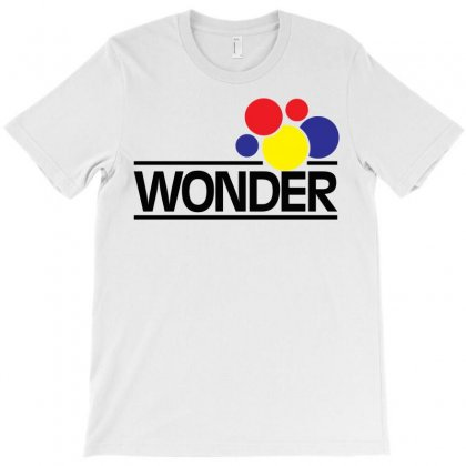 Wonder Bread T-shirt Designed By Artwoman